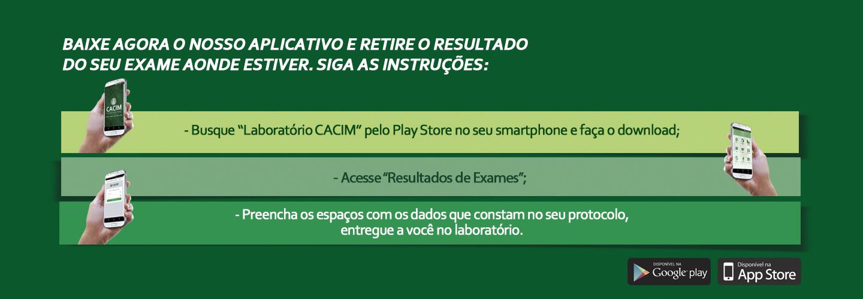 App CACIM